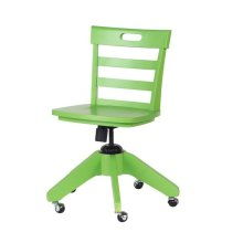School Chair : Green :