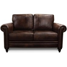 Wilson Loveseat with Nails 5Z06ALN