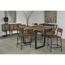 Counter HT Dining Table 2 CTN