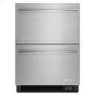 """Euro-Style 24"""" Refrigerator/Freezer Drawers Product Image"""
