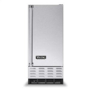 "Taupe 15"" Undercounter/Freestanding Ice Machine - VUIM ((left hinge))"