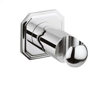 Traditional Wall Bracket for Handshower - Polished Chrome