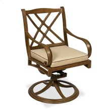 Abingdon Dining Swivel Rocker Chair