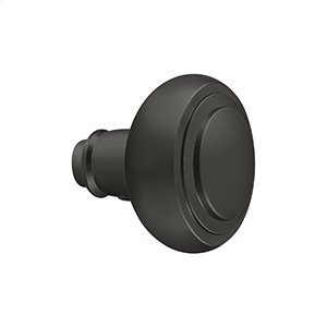 Accessory Knob for SDL688, Solid Brass - Oil-rubbed Bronze Product Image