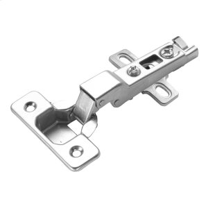 Slide-On Half Overlay 105 Degree Frameless Hinge Product Image