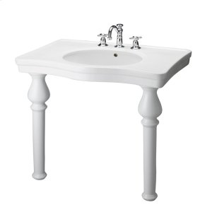 """Milano Deluxe Console - 8"""" Widespread Product Image"""