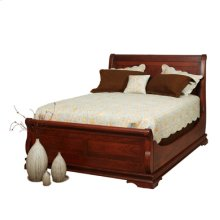 Legacy Queen Bed with low footboard
