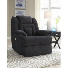Power Large Recliner with Power Headrest Upgrade