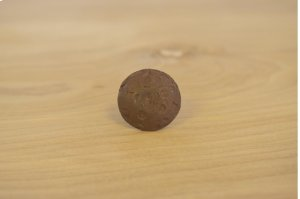 """1"""" Rusted 10 Pack Dimpled Round Clavos Product Image"""