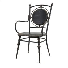 Beric Metal Arm Chair