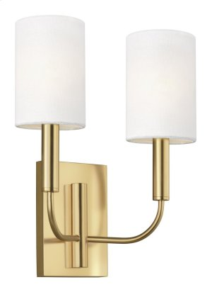2 - Light Wall Sconce Product Image