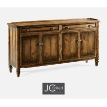 Golden Ale Four Door Sideboard