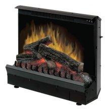 "Standard 23"" Log Set Electric Fireplace Insert"