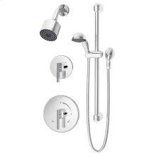Symmons Dia® Shower/Hand Shower System - Polished Chrome