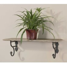 Gualdo Wood Wall Shelf