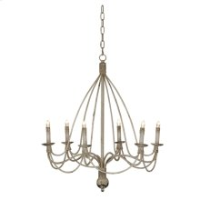 Victorian Chandelier 6 Light
