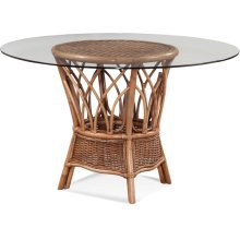 "Everglade 48"" Round Dining Table"