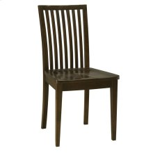 Model 24 Side Chair Wood Seat