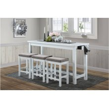 4-Piece Pack Counter Height Set