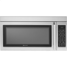 """30"""" Over-the-Range Microwave Oven with Convection, Euro-Style Stainless Handle"""