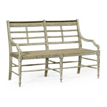 Marshfield Grey Oak Sofa