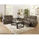 Power Double Reclining Sofa Product Image