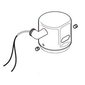 Commercial ac flush valve cap Product Image