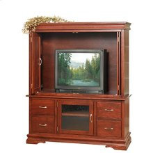 Legacy TV Console with Top