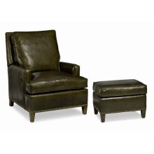 Arrington Tilt Back Chair and Ottoman