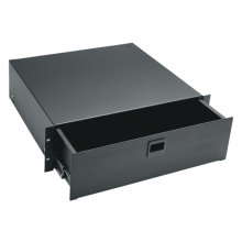 Drawer, 3 RU, Anodized