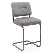 Breuer Counter Chair (black nickel) Product Image