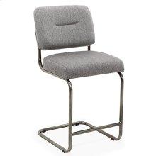 Breuer Counter Chair (black nickel)