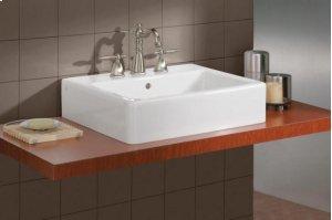 NUOVELLA Rectangular Overcounter Sink Product Image