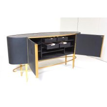 Ellipse Sideboard-Ebony