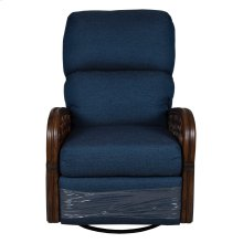 Recliner, Recliner Arms available in Abaca or Seagrass Finish.