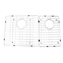 """Wire Grid Set for Guilio Kitchen Sink - 17-5/8"""" x 15-5/8"""" (10-5/8"""" x 15-5/8"""")"""
