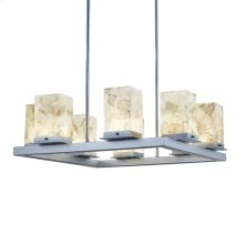 Laguna 8-Light LED Outdoor Chandelier