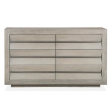 Double Drawer Dresser
