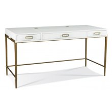 Bailey Desk - Gold