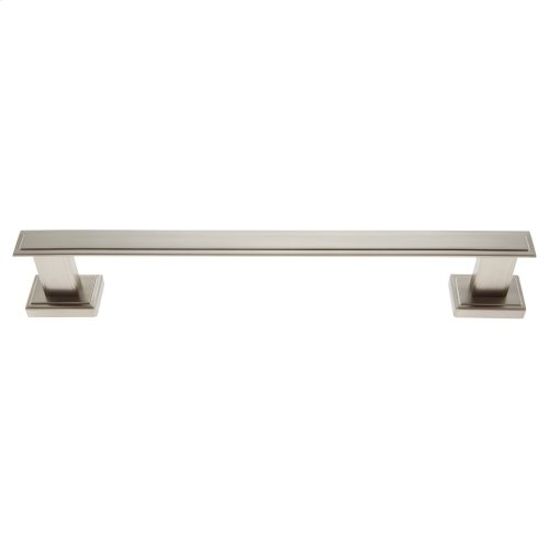"Satin Nickel Tahoe 12"" Towel Bar"