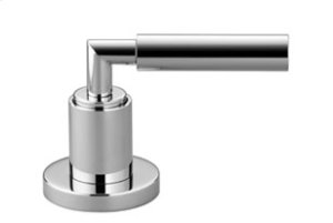 Deck valve clockwise-closing - chrome Product Image