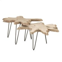 Drift Nesting Coffee Table