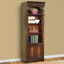 CORSICA 32 in. Open Top Bookcase