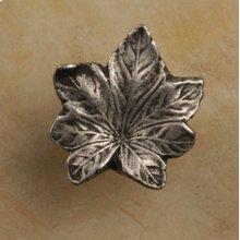 Maple Leaf Knob Small