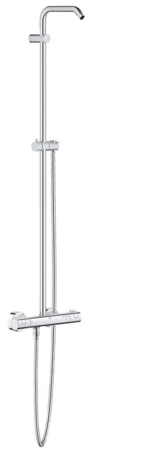 New Tempesta System Shower System with Thermostat for Wall Mount Product Image