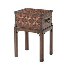 The Carpet Box Accent Table - Carpet Découpage