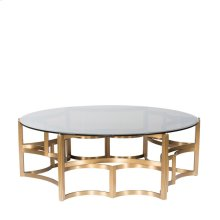 Gold Coffee Table