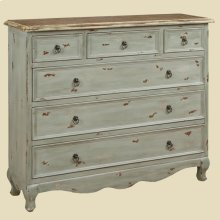 """""""Cottage"""" Narrow Chest"""