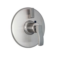 Avila StyleTherm ® Trim Only with Single Volume Control - Biscuit