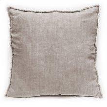 Linen Decorative Pillow, Lavender